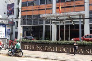 ĐH Hoa Sen chính thức thuộc sở hữu của Tập đoàn Nguyễn Hoàng