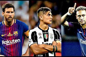 Ai góp mặt trong đội hình đắt giá nhất thế giới trị giá tới 1,3 tỉ euro?