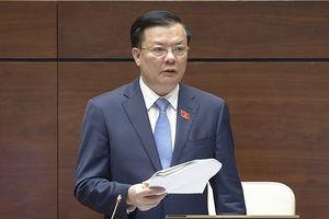 Bộ trưởng Đinh Tiến Dũng: Đẩy mạnh CCHC, đáp ứng yêu cầu hội nhập
