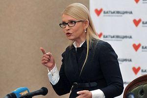 Bà Tymoshenko bất ngờ công bố thành lập văn phòng quân sự ở Ukraine