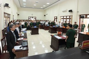 VKS Quân sự Trung ương đề nghị xử lý trách nhiệm của Phó TGĐ TCty Thái Sơn