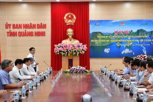 Vietcombank ký kết thỏa thuận hợp tác với UBND tỉnh Quảng Ninh và Tập đoàn FPT