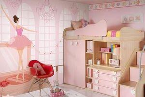 Những điều bố mẹ cần nằm lòng khi chọn giường tầng cho bé