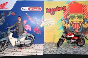 'Huyền thoại' của Honda, chiếc Super Cub và Monkey trở lại Việt Nam với giá 85 triệu