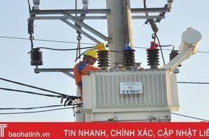 Di dời gần 100 cột điện vướng đường giao thông, Điện lực Đức Thọ hoàn thành bền vững tiêu chí số 4