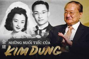 Cuộc đời nhiều bi kịch của Kim Dung: 3 lần kết hôn trắc trở, con trai cả tự sát