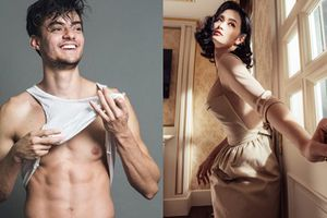 Siêu mẫu Brazil đẹp trai, body 6 múi đóng người yêu của Đông Nhi