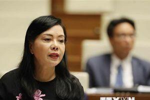 Bộ trưởng Bộ Y tế trả lời về những vấn đề 'nóng' của ngành y tế