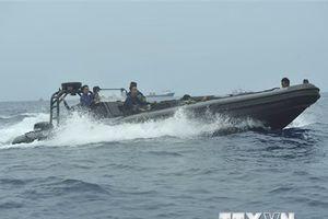 Phát hiện tín hiệu nghi từ hộp đen của máy bay rơi ở Indonesia