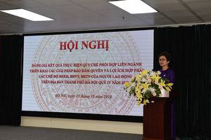 Hà Nội đẩy mạnh 'đòi' nợ đọng bảo hiểm xã hội
