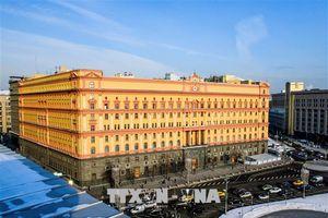 Nổ gần trụ sở Cơ quan An ninh LB Nga khiến 1 người thiệt mạng