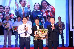 Phóng viên TTXVN đoạt giải Nhất Cuộc thi ảnh xây đắp tình hữu nghị Việt - Nhật