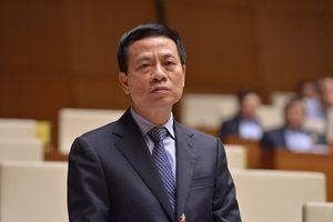 Tân Bộ trưởng Thông tin và Truyền thông: 'Mạng xã hội không còn là ảo nữa'