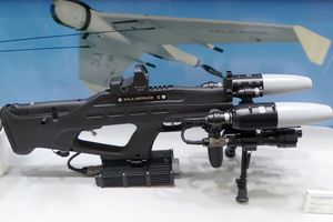 REX-1 - Sát thủ của máy bay không người lái