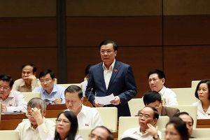 Bộ trưởng Đinh Tiến Dũng: 'Có dự án BT chỉ định mảnh đất khoảng 60 ha được định giá 400 tỷ đồng'