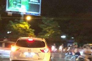 Đã xác định lái xe Mazda CX5 chèn qua người, bắn tài xế taxi