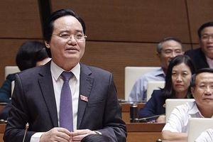 Bộ trưởng Phùng Xuân Nhạ nói gì?