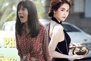 Sắm hàng hiệu tiền tỷ ngoài đời nhưng Ngọc Trinh vẫn chỉ thích làm gái quê trong phim 'Vu quy đại náo'