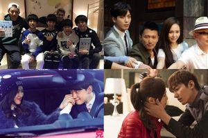 Bạn có biết Đường Yên, TFBOYS theo dõi Lee Min Ho - Bi Rain và thành viên CNBLUE trên Weibo?