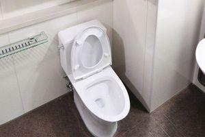 Nữ sinh đẻ con trong toilet sân bay rồi nhẫn tâm vứt bỏ