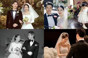 Đồng nghiệp đã làm ba mẹ sau 1 năm ngày cưới, đến bao giờ Song Hye Kyo mới chịu 'nghỉ tay sinh con' cho Song Joong Ki?