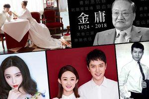 Tháng 10/2018 - Một tháng buồn vui lẫn lộn của làng giải trí Hoa Ngữ
