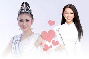 Hoa hậu Lào hát Tiếng Việt 'cute' hơn cả Thùy Tiên tại Miss International