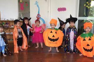 Loạt ảnh những em bé 'đáng yêu hết nấc' khi hóa trang dịp Halloween