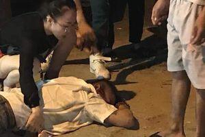 Vụ tài xế taxi bị bắn ở Hà Nội: Viên đạn xuyên thủng trực tràng, chưa lấy ra được