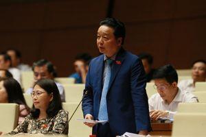 Bộ trưởng Trần Hồng Hà: Có thể, sẽ có Bộ Luật đất đai để dễ tra cứu về sau