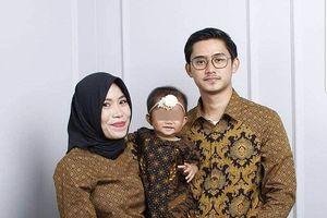 Vụ rơi máy bay ở Indonesia - Xót xa nhìn hình ảnh bé gái 15 tháng, nạn nhân nhỏ tuổi nhất trên chuyến bay