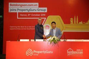 Batdongsan.com.vn chính thức hợp nhất vào Tập đoàn PropertyGuru