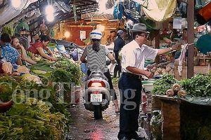Diện mạo mới cho chợ truyền thống trong đô thị Hà Nội