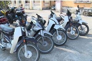 Thái Bình: Khởi tố 2 đối tượng gây ra 13 vụ trộm cắp xe máy