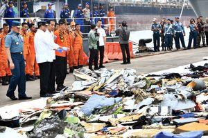 Indonesia: Tìm thấy vật thể nghi là thân máy bay JT610