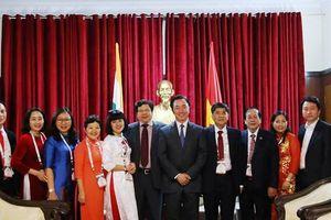 Việt Nam tham dự Hội nghị quốc tế về giáo dục tại Ấn Độ