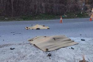 Hai bố con chết thảm dưới bánh xe limousine ở Quảng Ninh