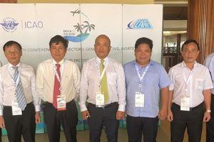 Cục HKVN tham dự Hội nghị lần thứ 55 các Cục trưởng hàng không dân dụng châu Á – Thái Bình Dương