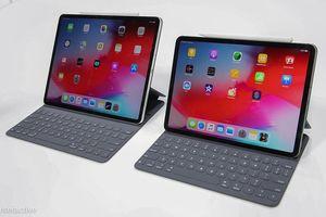 Cận cảnh iPad Pro 2018 màn hình tràn viền