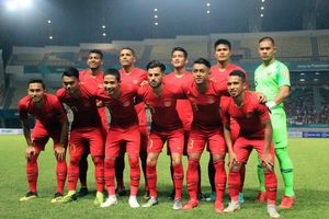 ĐT Indonesia chốt danh sách dự AFF Cup 2018