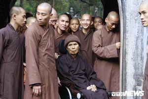 Thiền sư Thích Nhất Hạnh sẽ tịnh dưỡng ở chùa Từ Hiếu đến khi viên tịch