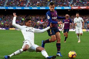 Real nhận hung tin sau thảm bại trước Barca ở El Clasico
