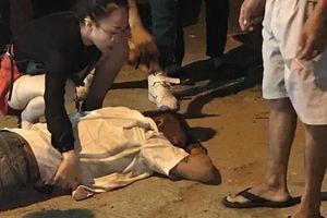 Tình hình nạn nhân bị tài xế MazdaCX5 bắn súng và cán qua người