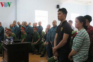 Tuyên án 30 đối tượng gây rối trước trụ sở tỉnh Bình Thuận
