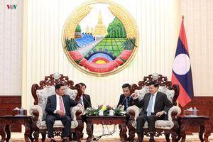 Tăng cường hợp tác giữa ngành kiểm tra trung ương Việt Nam- Lào