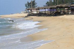 Xây dựng Kè chống sạt lở bờ biển Thuận An - Tư Hiền