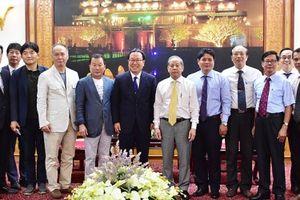 Thừa Thiên Huế và Namyangju – Hàn Quốc thiết lập quan hệ hợp tác
