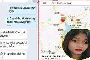 Nghi án cô gái trẻ bị lừa sang Trung Quốc