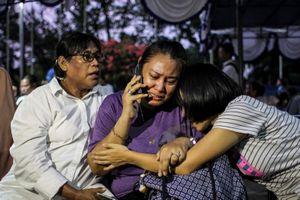Người thân nạn nhân JT610 kể lại 'điềm báo' rùng mình trước khi máy bay rơi xuống biển