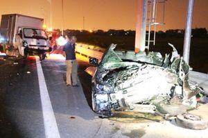 Tai nạn giao thông nghiêm trọng trên cao tốc Hải Phòng - Quảng Ninh